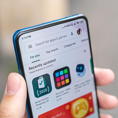 Enabling Google Play Protect