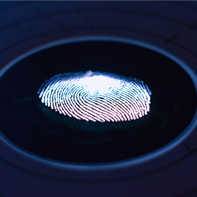Enabling fingerprint or facial login for devices and/or accounts